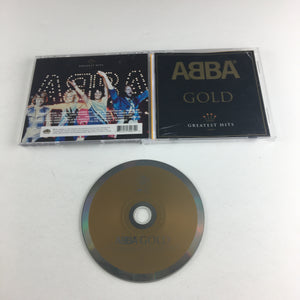 ABBA Gold (Greatest Hits) Used CD VG+\VG 517 007-2