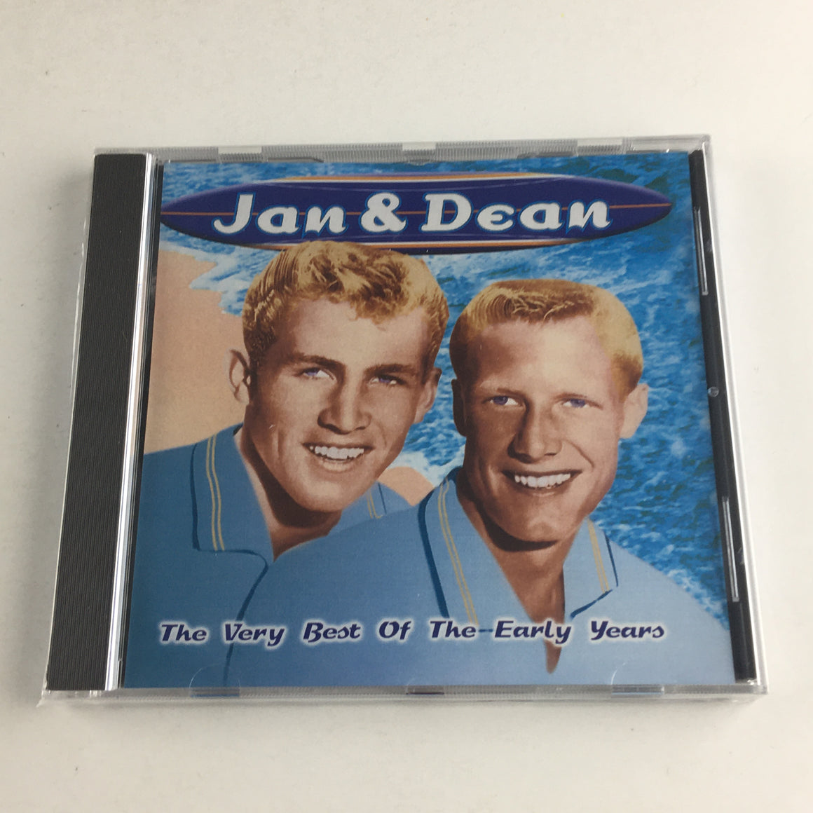 Jan & Dean The Very Best Of The Early Years New Sealed CD M COL-CD-6850
