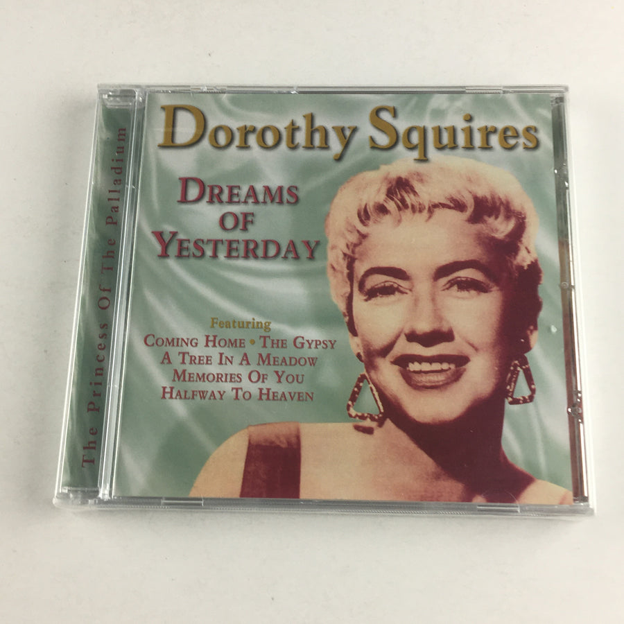 Dorothy Squires Dreams Of Yesterday New Sealed CD M PLATCD 917