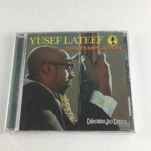 Yusef Lateef Yusef Lateef New Sealed CD M THJ 82049