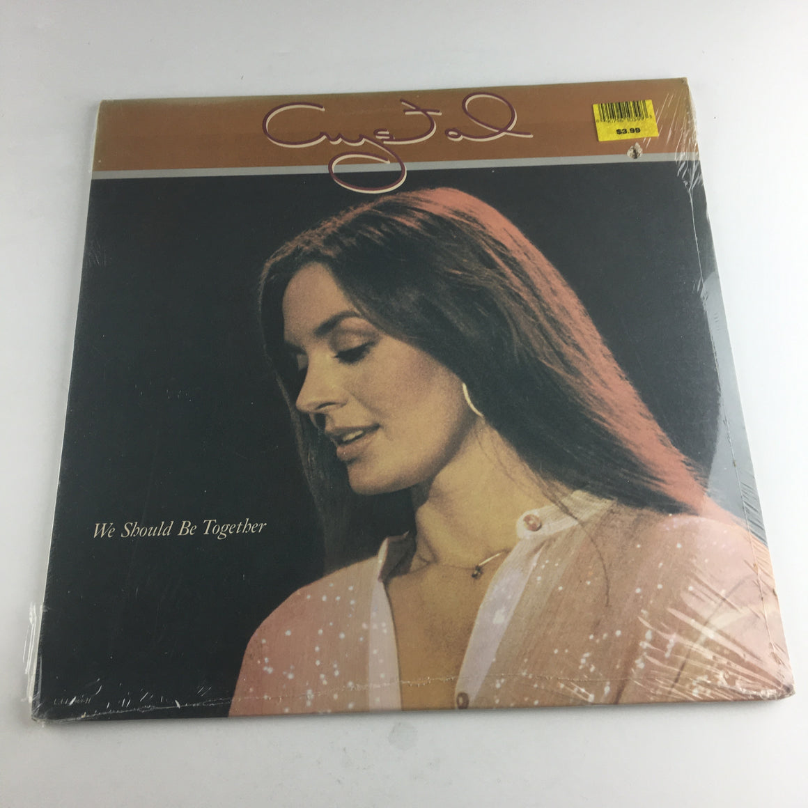 Crystal Gayle We Should Be Together Used Vinyl LP M\VG UA-LA969-H