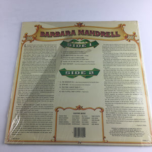 Barbara Mandrell Country Music Used Vinyl LP NM P 15837 STW-104