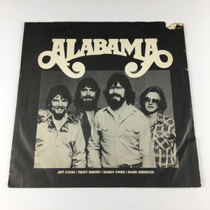 Alabama Feels So Right Used LP VG\VG+ RCALP 5025