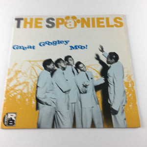 The Spaniels Great Googley Moo Used Vinyl LP VG+ CRB 1021