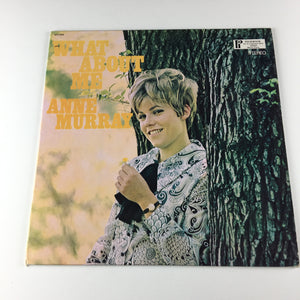 Anne Murray What About Me Used LP VG+ SPC 3350
