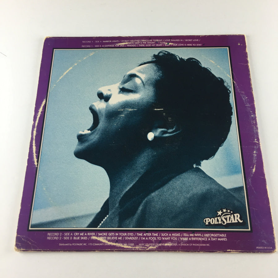 Dinah Washington Dinah!  Used Vinyl 2LP VG+\G+ S-101, SP 1005