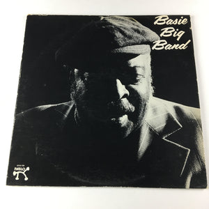 Count Basie Basie Big Band Used LP VG 2310-756