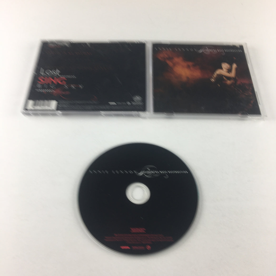 Annie Lennox Songs Of Mass Destruction Used CD VG+ 88697 15260 2