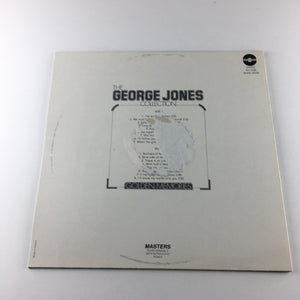 George Jones Collection Used Vinyl VG+\G+ MA 10185