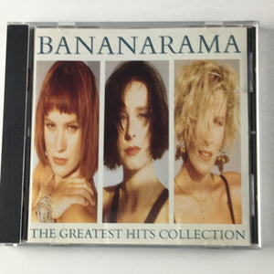 Bananarama The Greatest Hits Collection Used CD VG+ 828 158-2