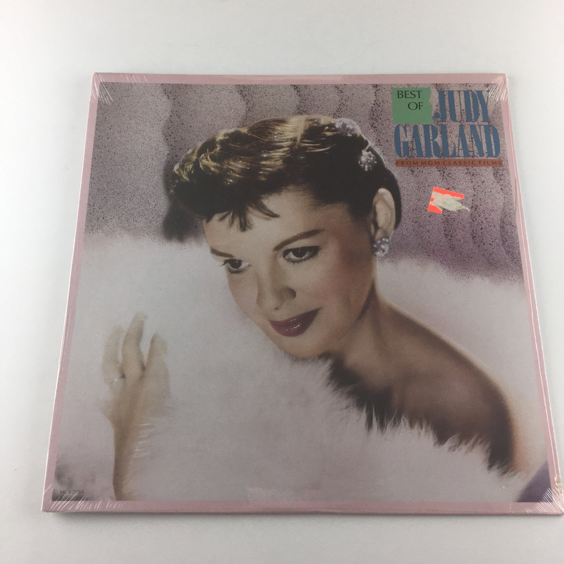Best Of Judy Garland - From MGM Classic Films Used Vinyl LP M\VG+ MCA 25165