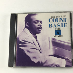Count Basie The Best Of The Roulette Years Used CD VG+ CDP 7 97969 2