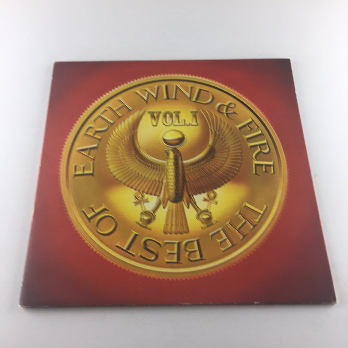 Earth, Wind & Fire The Best Of Earth Wind & Fire Vol. I Used Vinyl LP VG FC 35647