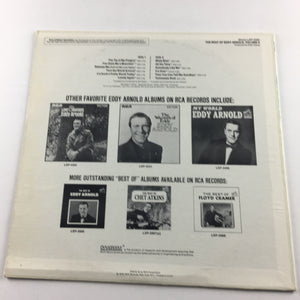 Eddy Arnold ‎– The Best Of Eddy Arnold Volume II Orig Press Used LP VG+ LSP-4320