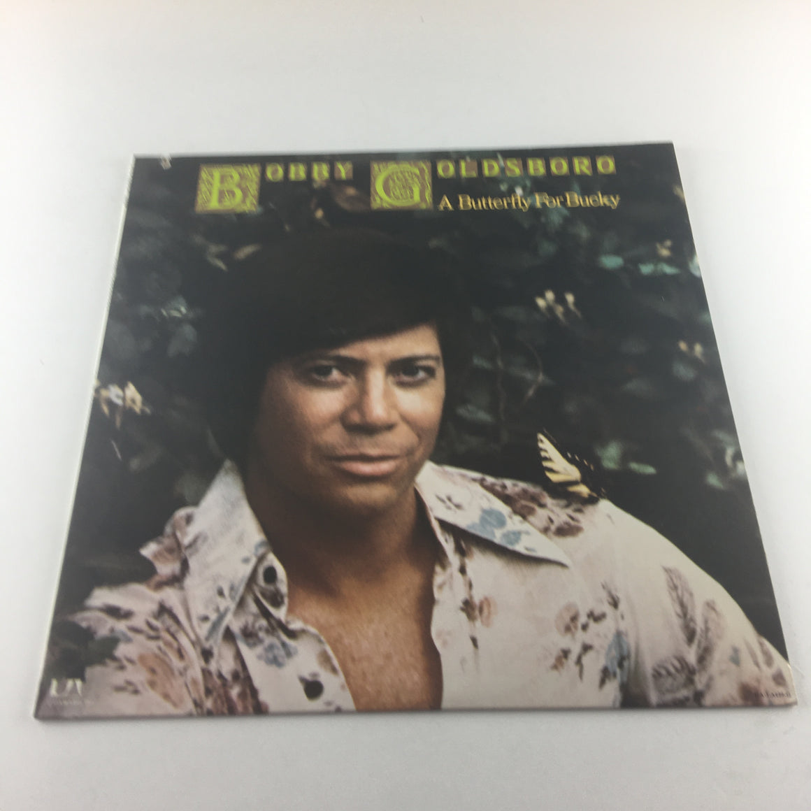 Bobby Goldsboro A Butterfly For Bucky Used Vinyl LP VG+\VG UA-LA639-G