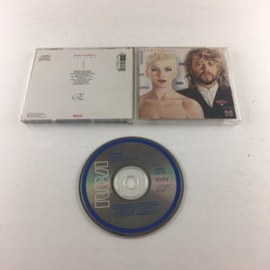 Eurythmics Revenge Used CD VG PCD1-5847, PCD1-5847-2