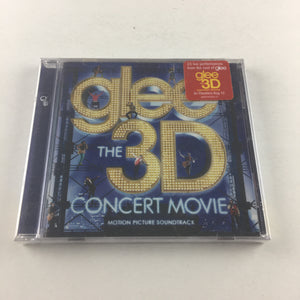 Glee The 3D Concert Movie (Soundtrack) Used CD M\VG+ 88697 94365 2