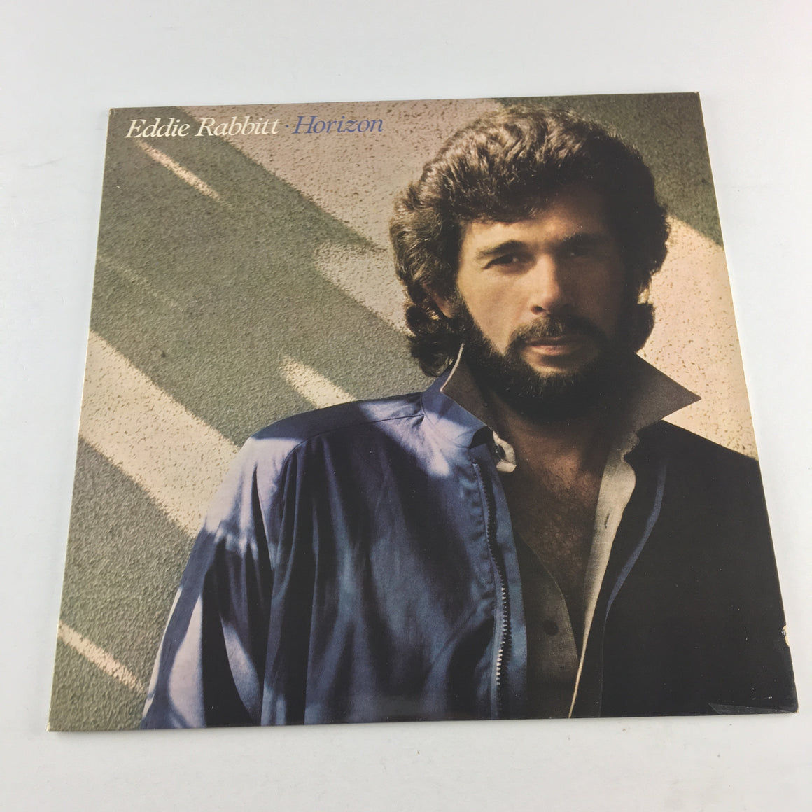 Eddie Rabbitt Horizon Used Vinyl LP VG+ 6e-276