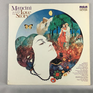 "Henry Mancini ‎– Mancini Plays The Theme From ""Love Story"" - Used LP - VG+"