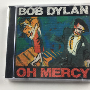 Bob Dylan ‎– Oh Mercy Used Import CD VG+ CK 45281