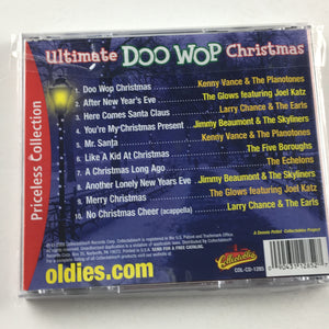 Ultimate Doo Wop Christmas New Sealed CD COL-CD-1285
