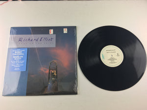 Richard Elliot Take To The Skies Used Vinyl LP VG+ 7 73348-1