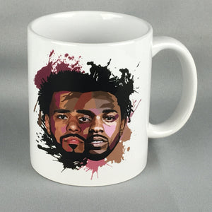 Kendrick Lamar + J Cole Coffee Mug - Beautiful, Unique Gift!