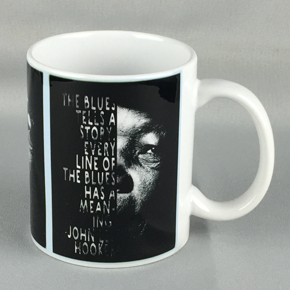 John Lee Hooker The Blues Tells a Story Coffee Mug - Beautiful, Unique Gift!