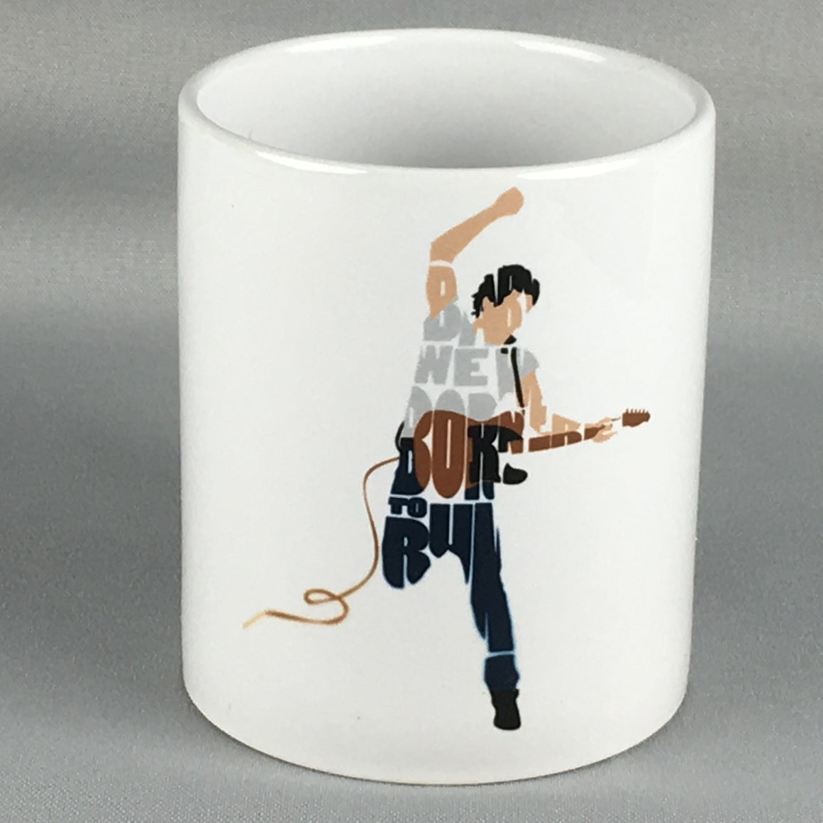 Bruce Springsteen Born to Run Coffee Mug - Beautiful, Unique Gift!