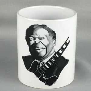 BB King Coffee Mug - Beautiful, Unique Gift!