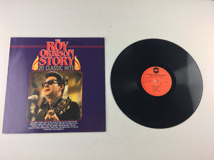 The Roy Orbison Story 20 Classic Hits Used Vinyl LP VG+ MA 221185