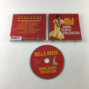 Della Reese Swing, Slow & Cha Cha Cha Used CD VG+ 74321 84439 2