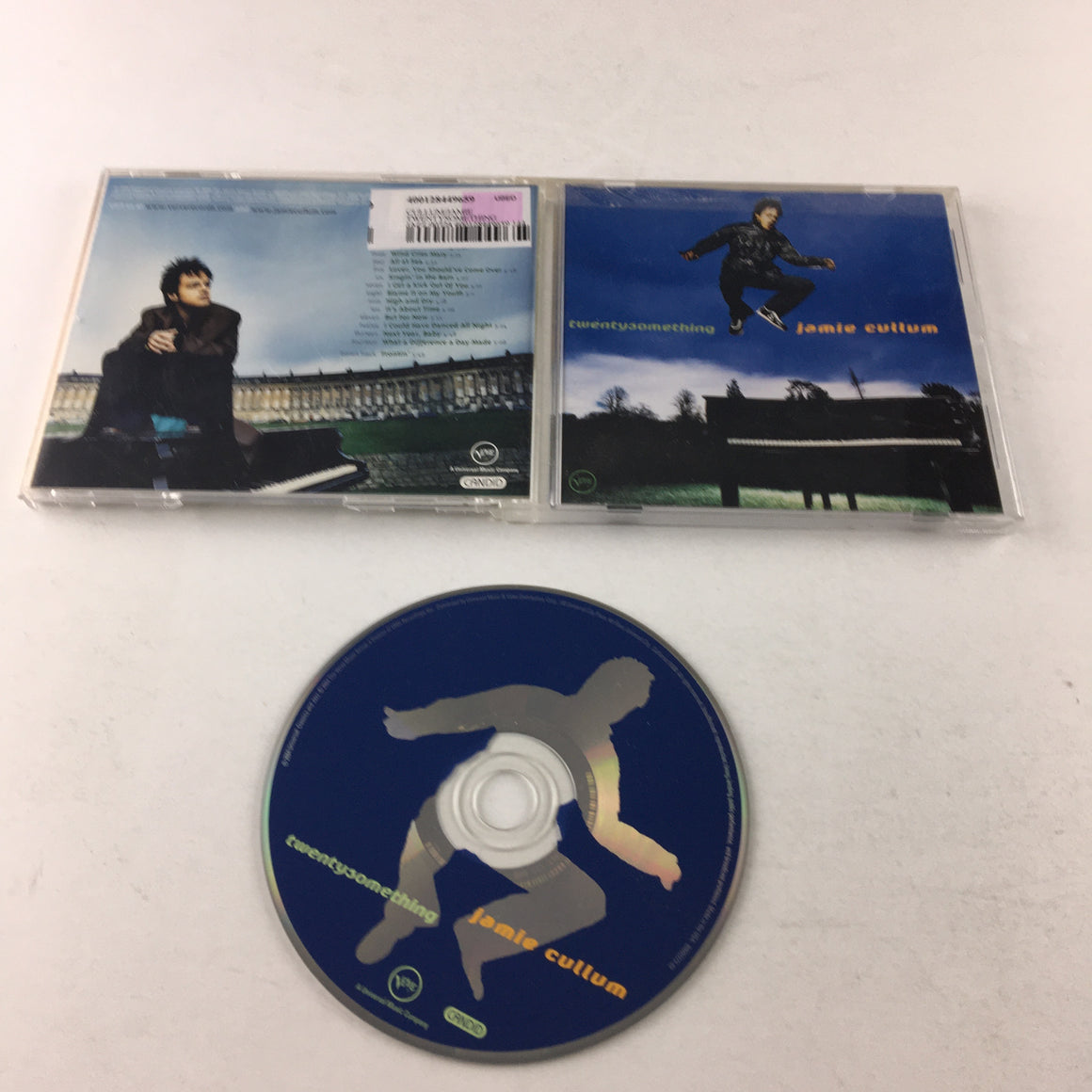 Jamie Cullum Twentysomething Used CD VG+ B0002273-02
