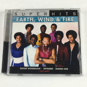 Earth, Wind & Fire Super Hits Used CD VG+ A 705315