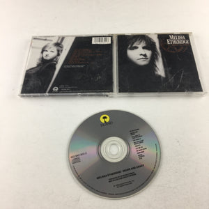 Melissa Etheridge Brave And Crazy Used CD VG 422 842 302-2, 91285-2