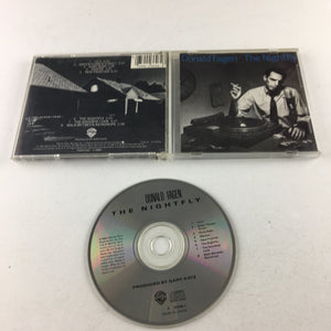 Donald Fagen The Nightfly Used CD VG 9 23696-1, 1-23696