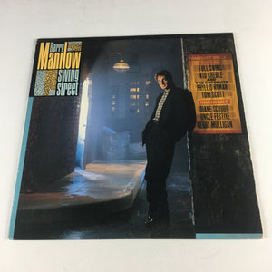 Barry Manilow ‎–   Used LP VG\VG+ AL-8527