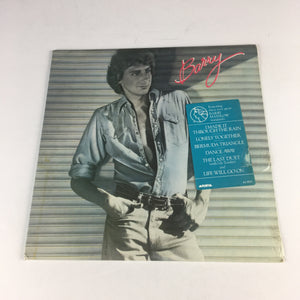 Barry Manilow Barry New Sealed LP AL 9537