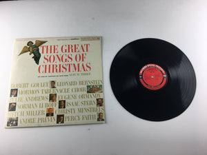 The Great Songs Of Christmas, Album Three Used Vinyl LP VG+\VG CSP 117