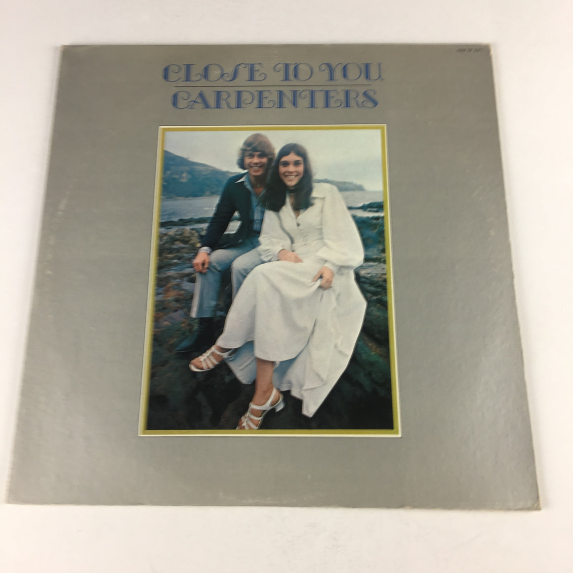 Carpenters Close To You Used LP VG+ SP-3184