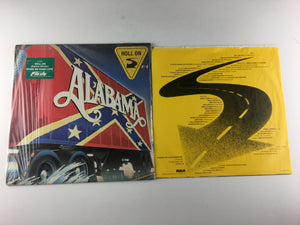 Alabama Roll On Used Vinyl LP VG+ AHL1-4939