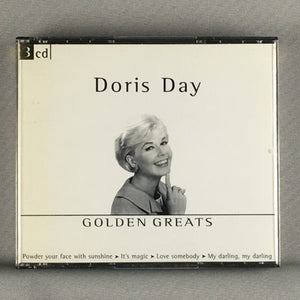 Doris Day ‎– Golden Greats - Orig Press Import Used 3CD - VG+