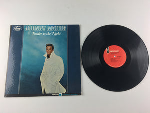 Johnny Mathis Tender Is The Night Used Vinyl LP VG+ MG 20890, MG-20890
