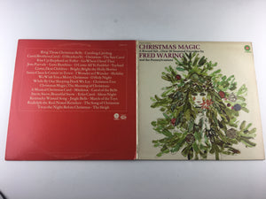 Fred Waring & The Pennsylvanians Christmas Magic Used Vinyl 2LP VG+\VG STBB-347
