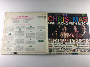 Mitch Miller And The Gang Christmas Sing-Along With Mitch Used Vinyl LP VG+ CS 8027