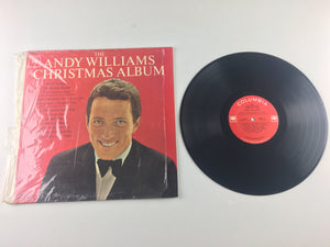 The Andy Williams Christmas Album Used Vinyl LP VG+ CL 2087