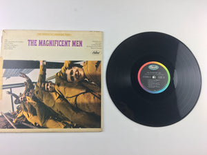 The Magnificent Men Used Vinyl LP VG\G ST-2678