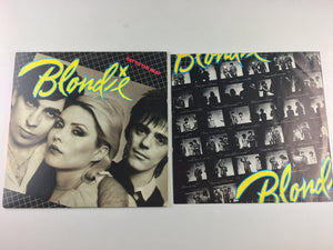 Blondie Eat To The Beat Used Vinyl LP VG+ CHE-1225, CHE 1225