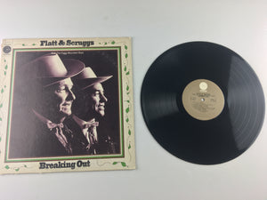 Flatt & Scruggs Boys Breaking Out Used Vinyl LP VG+\VG LE 10149