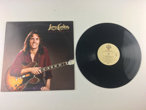 Larry Carlton Sleepwalk Used Vinyl LP VG+\VG BSK 3635